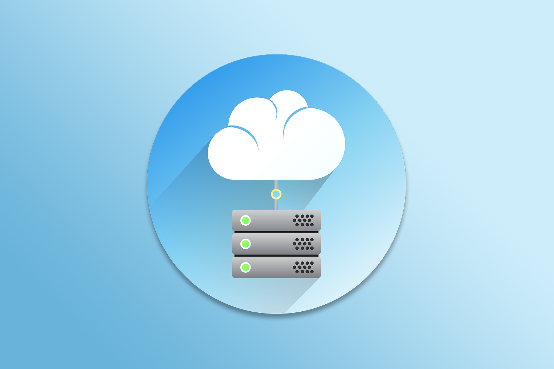 cloud storage logo